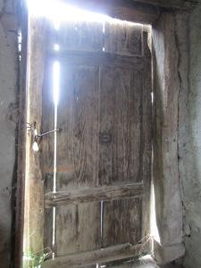 usa de lemn la tara