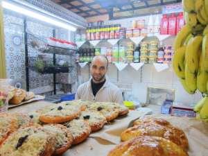 vanzator in laptarie  Maroc