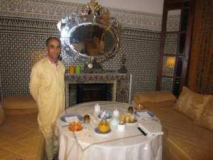 gazda Riad Fes