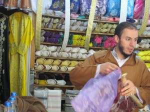 comerciant in Maroc