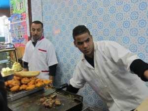 fast food in Maroc