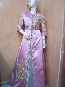 rochie purtata  in Maroc