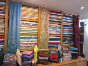 magazin cu materiale croitorie  in Maroc