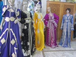 rochii tip kaftan in Maroc