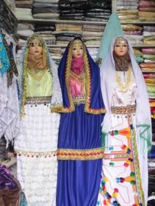manechin femeie berbera