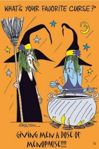 funny witch spell