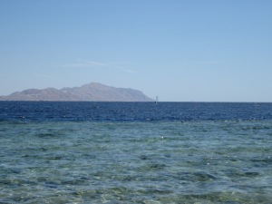 marea rosie, Sinai