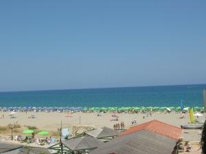 plaja Golden Beach Creta