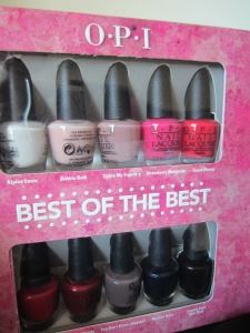the best of OPI