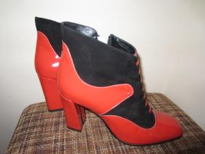botine corai pantofica