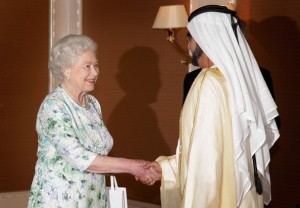 Sheikh+Mohammed+bin+Rashid+Al+Maktoum+Queen
