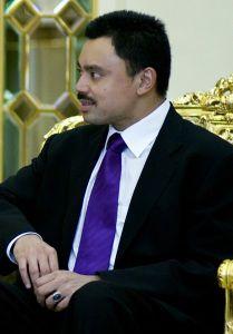 succesor Brunei